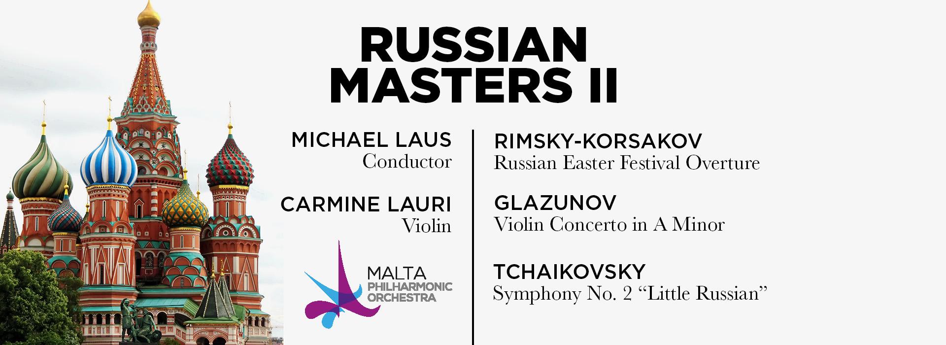 MPO Russian Masters II