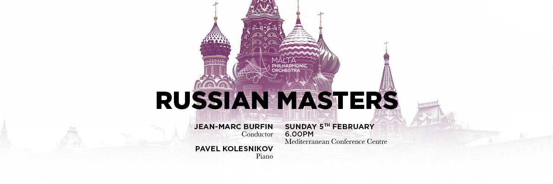 Russian masterclass