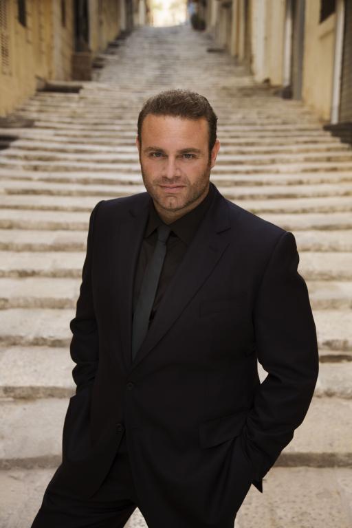 world class tenor Joseph Calleja with the Malta Philharmonic Orchestra