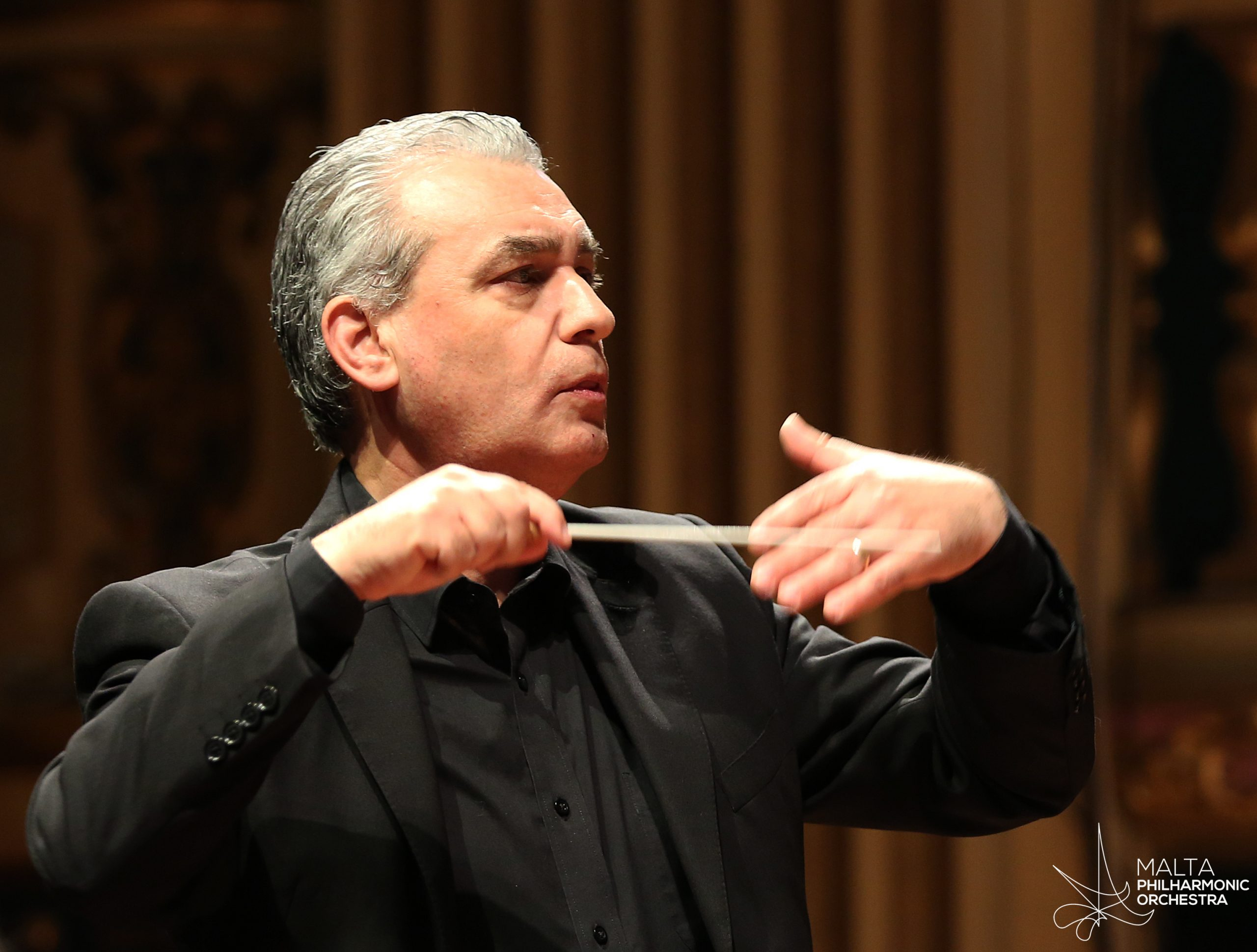 Conductor Michael Laus