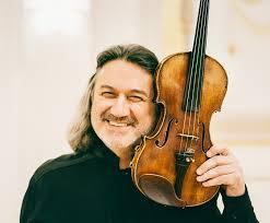 Portrait Violin