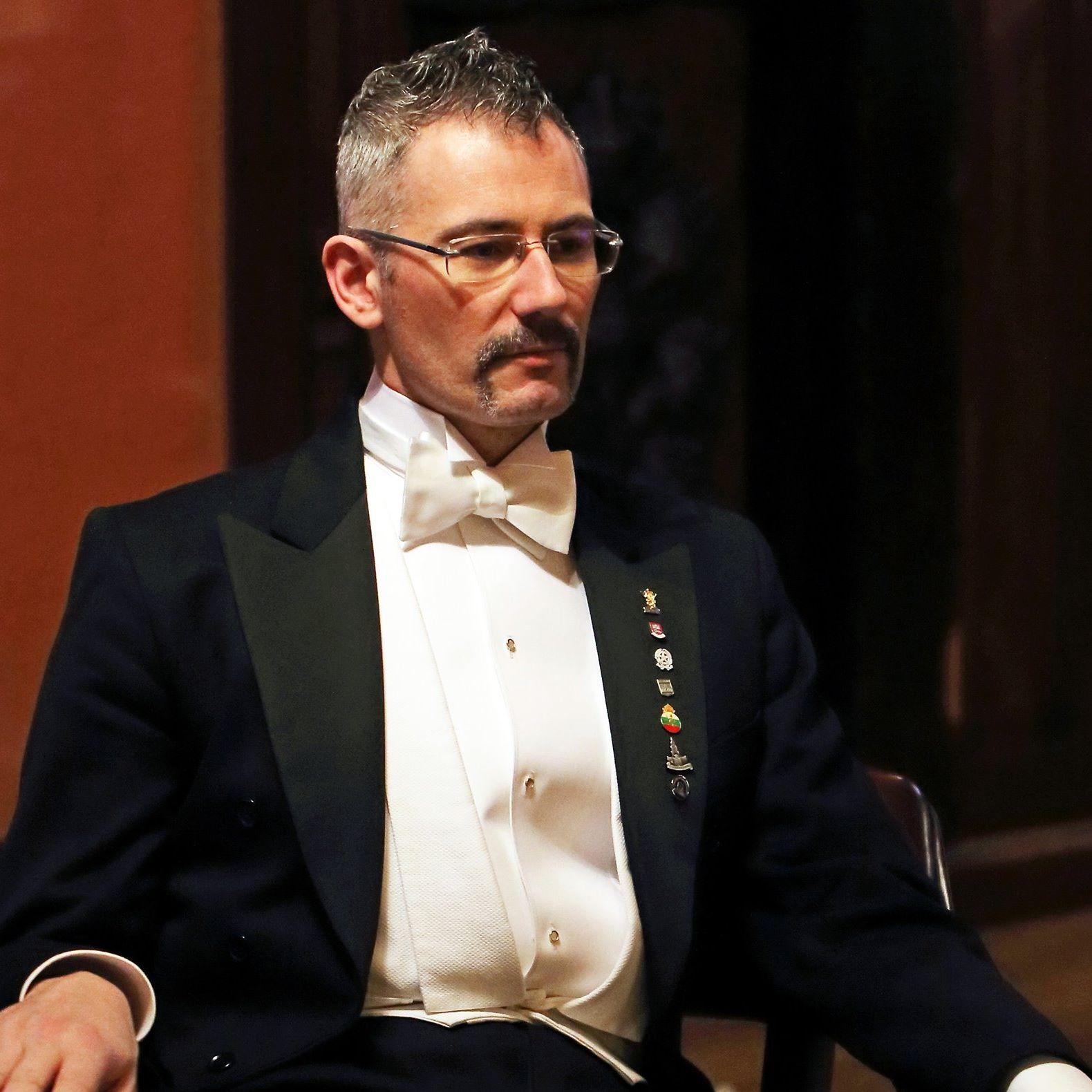 Dario Salvi Portrait