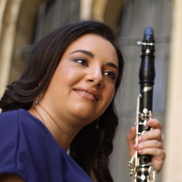 Jessica Ellul Clarinet