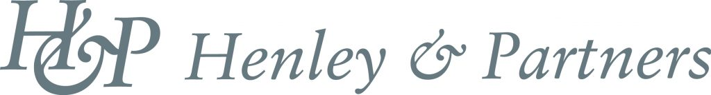 Logo of Henley and Partners