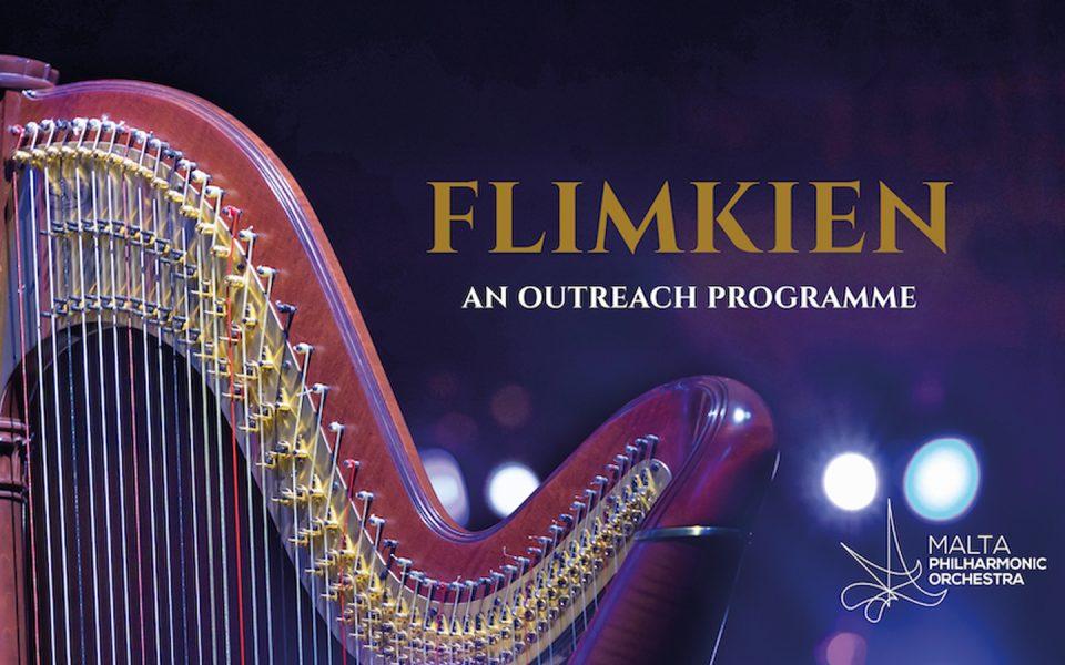 MPO Flimkien Outreach Programme Artwork