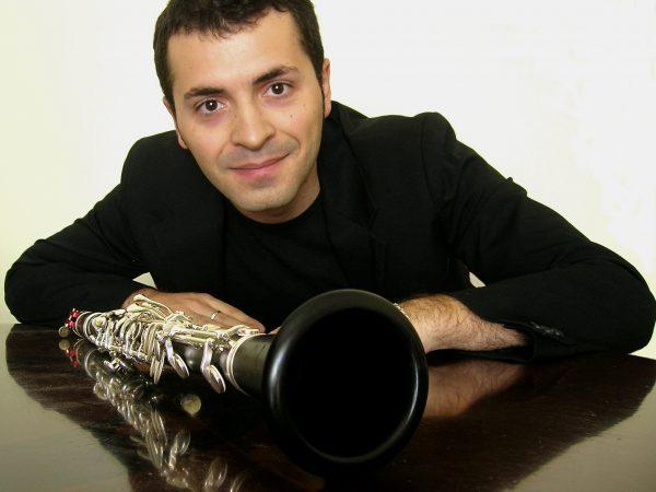 Clarinet Musician