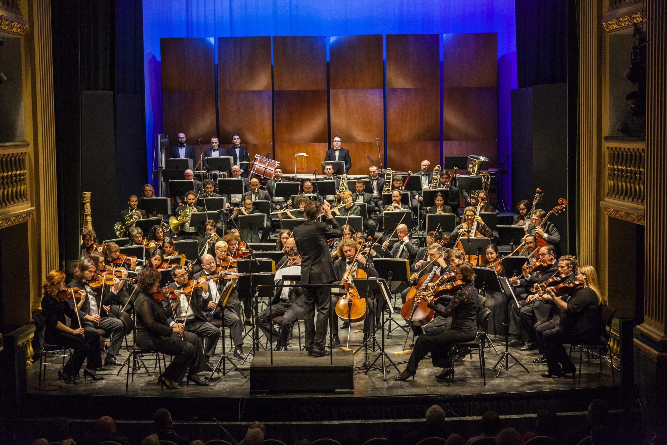 Concert at the Manoel Theatre in Malta
