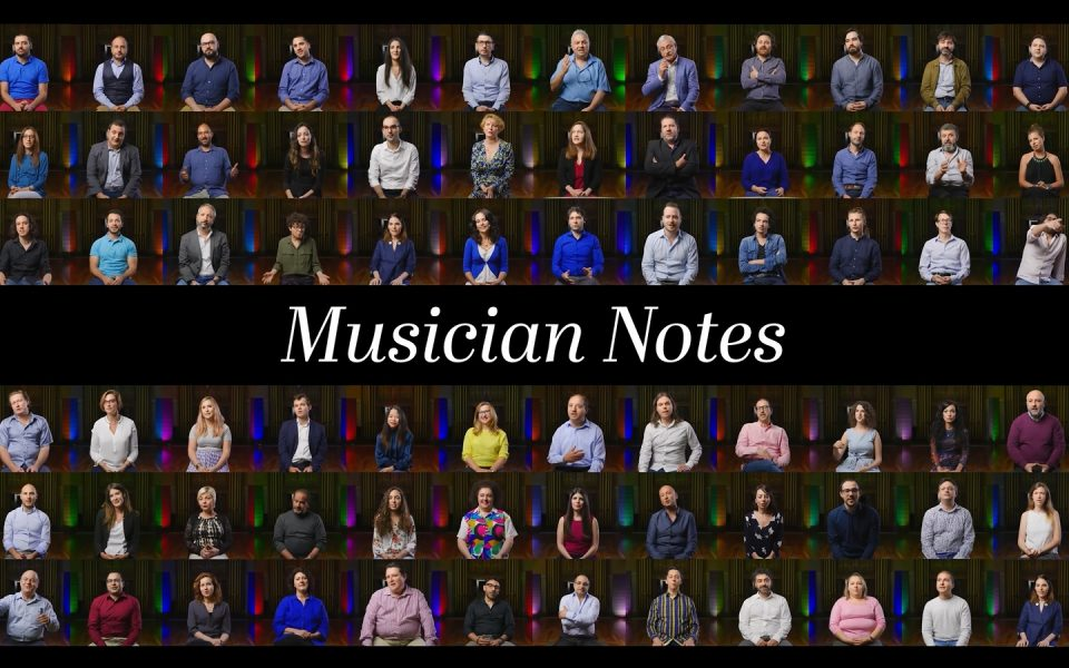 Thumbnail for the MPO musician notes Series