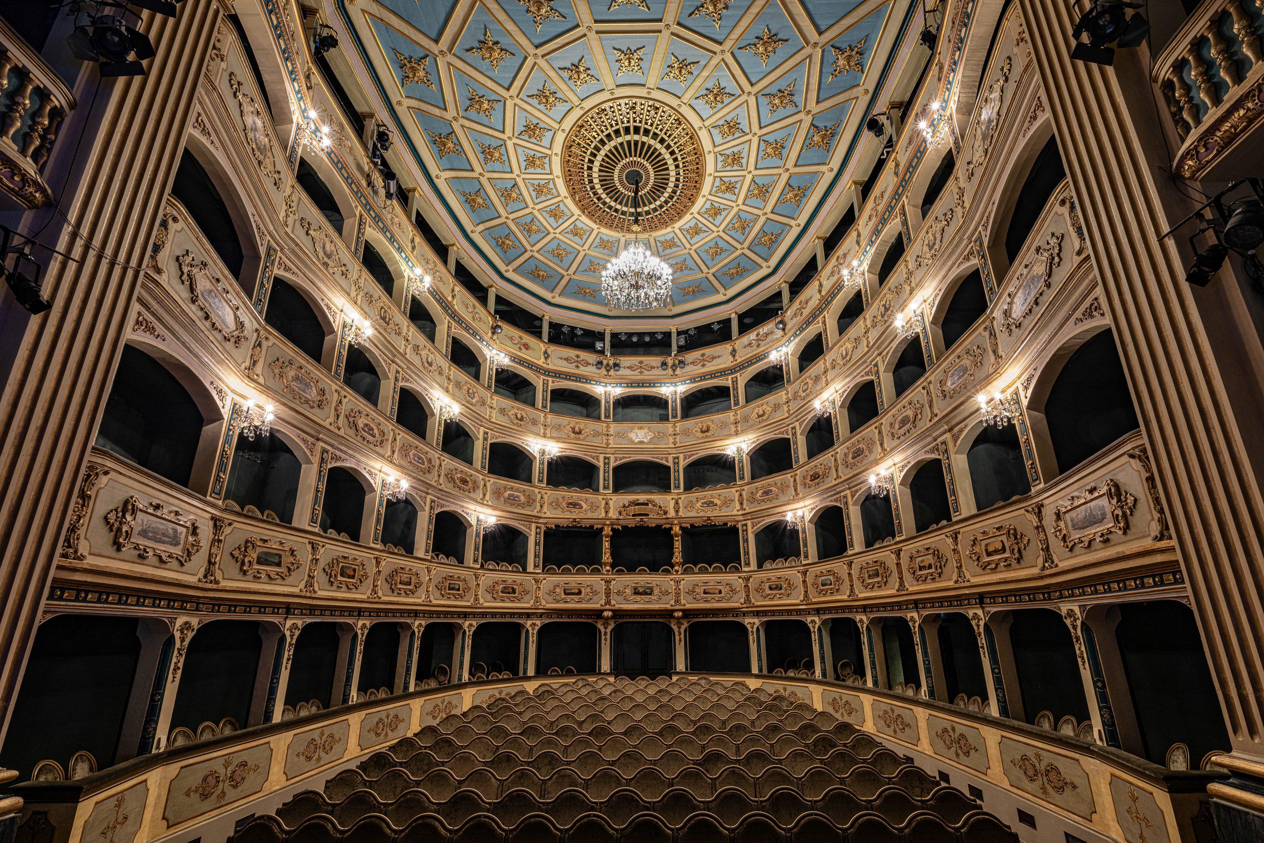 Teatru Manoel in all its glory