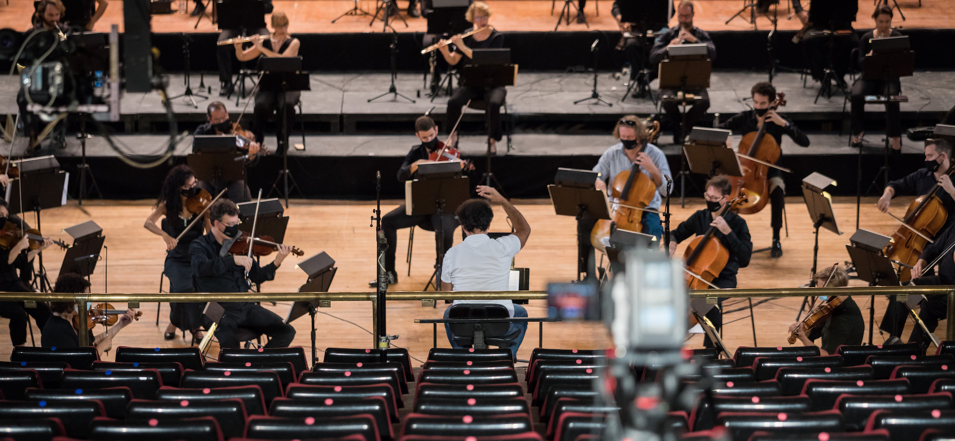 Sergey Smbatyan at work with the MPO