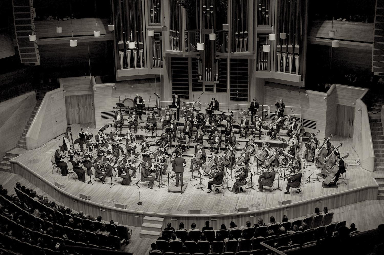 A Malta Philharmonic Orchestra (MPO) Event in Moscow