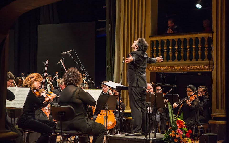 Event at the Manoel Theatre by the Malta Philharmonic Orchestra