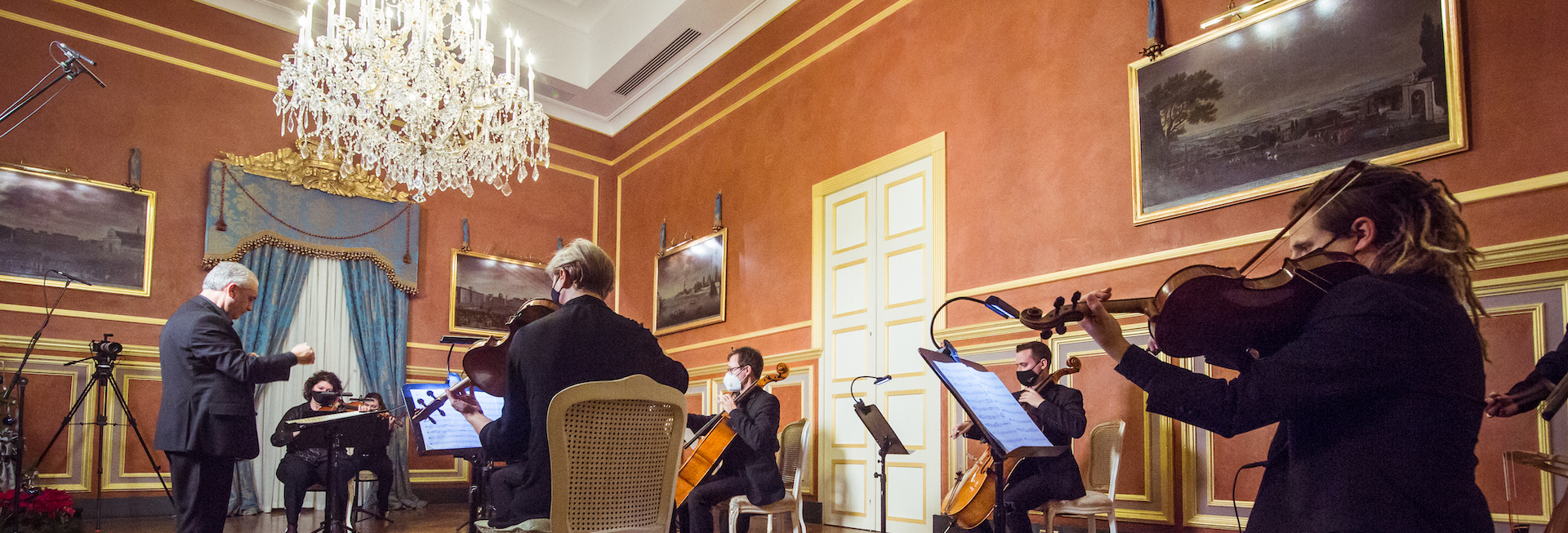 Chamber Friday productions by the Malta philharmonic orchestra