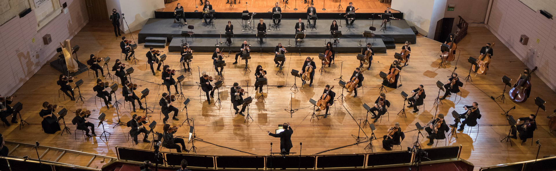 A series of online events in Malta held by the Malta Philharmonic Orchestra