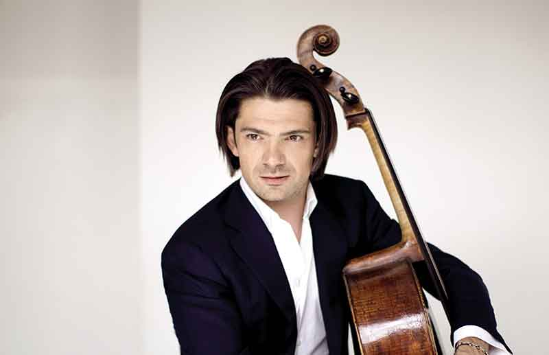 Gautier Capucon plays with the Malta Philharmonic Orchestra