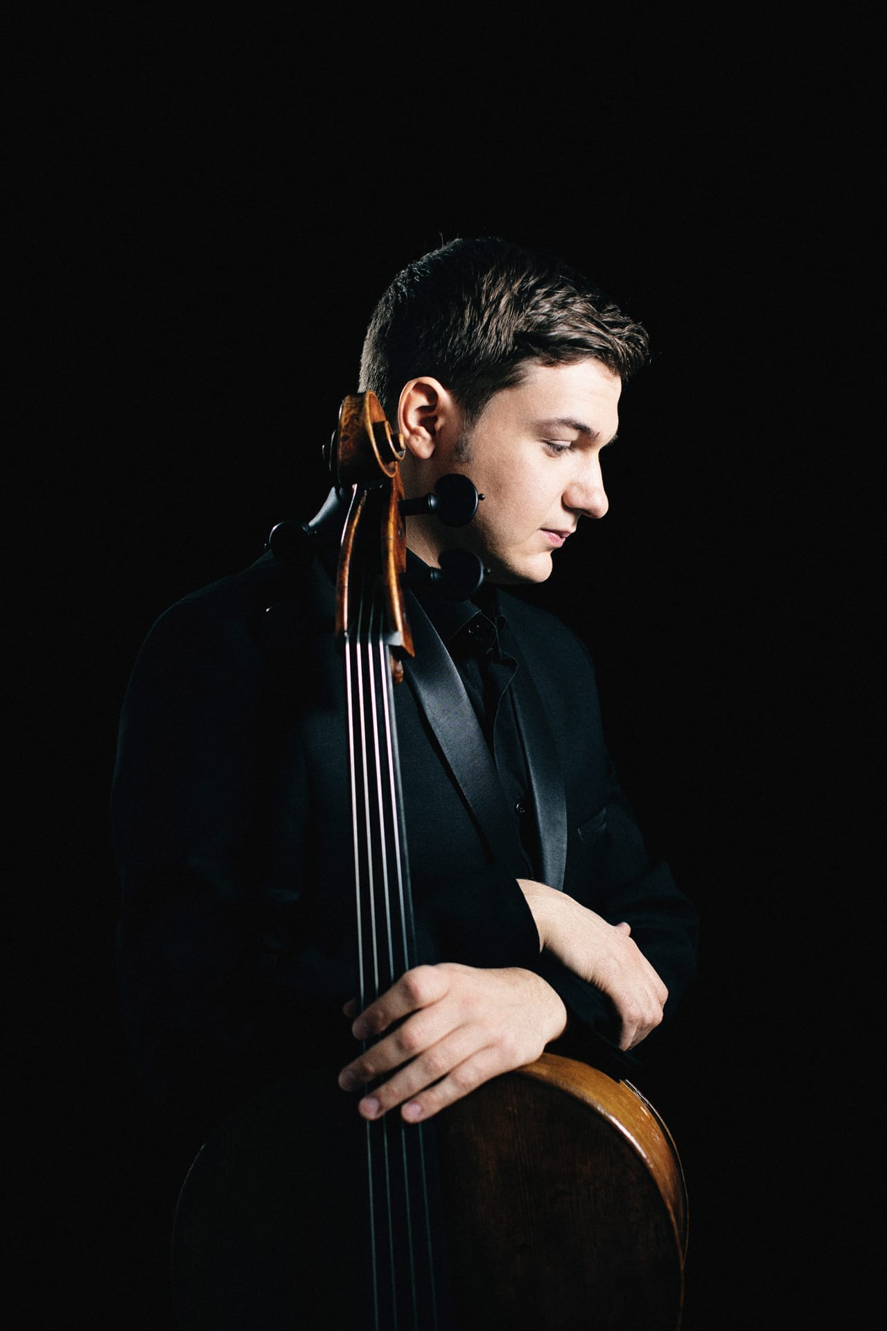 Cellist Andrei Ionita features in this production of the MPO