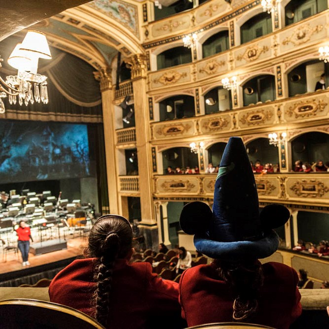 A family event for music appreciation with younger audiences by the malta philharmonic orchestra