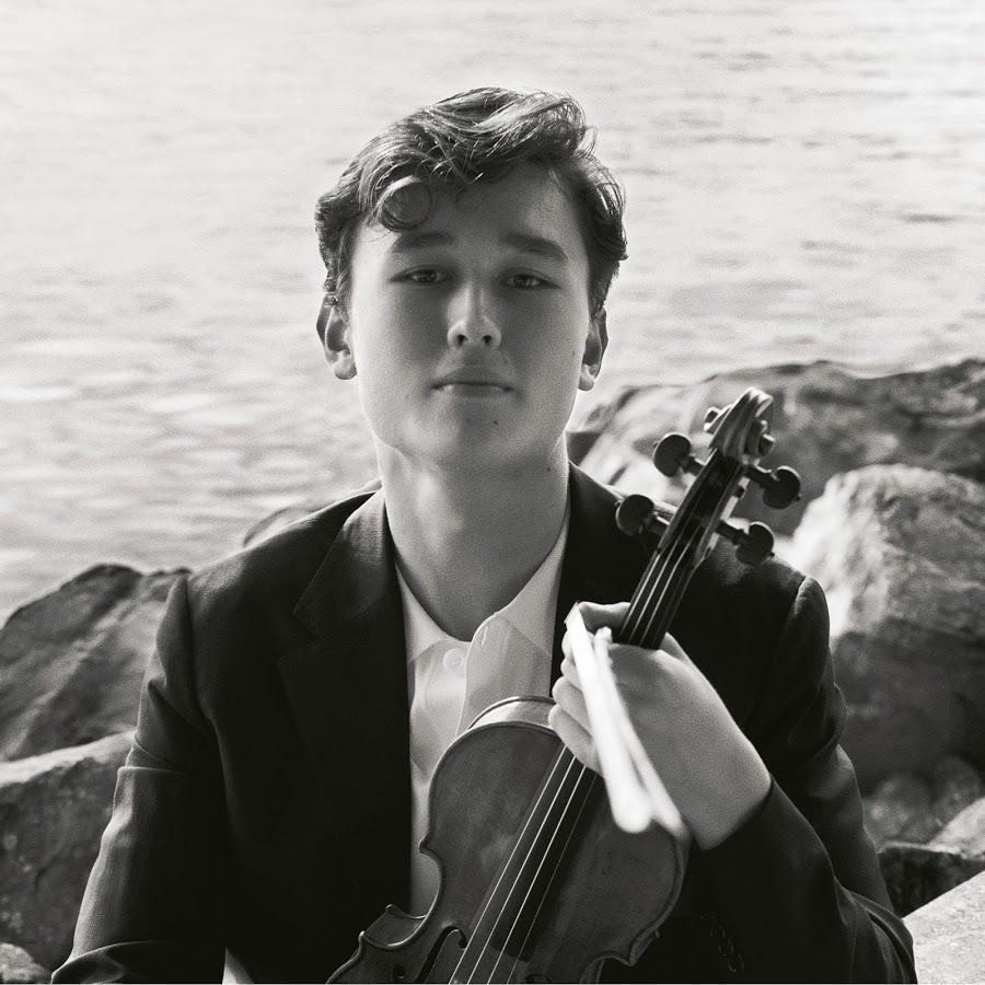 Daniel Lozakovich will perform with the MPO