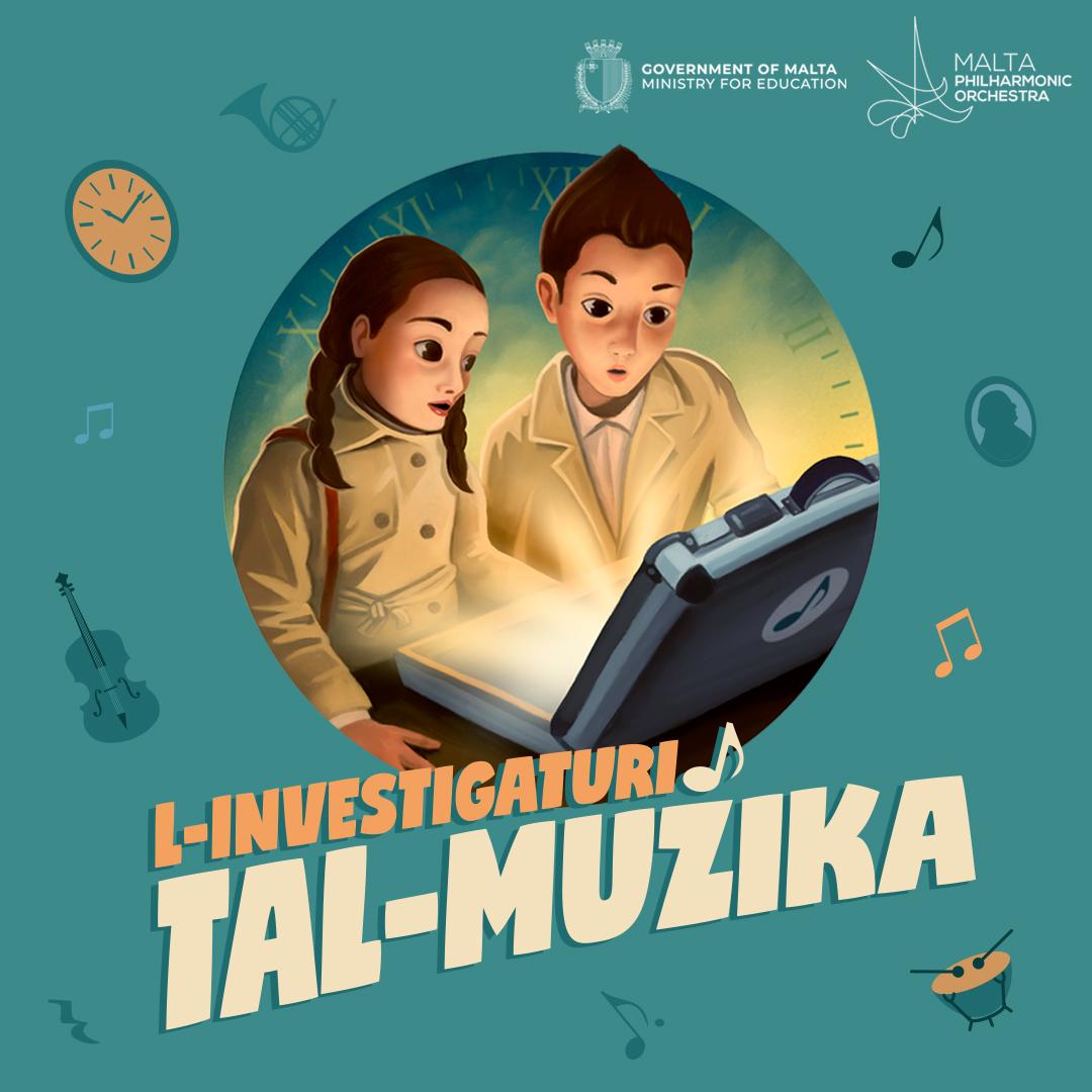 Investigaturi tal-Muzika is an educational program by the Malta Philharmonic Orchestra
