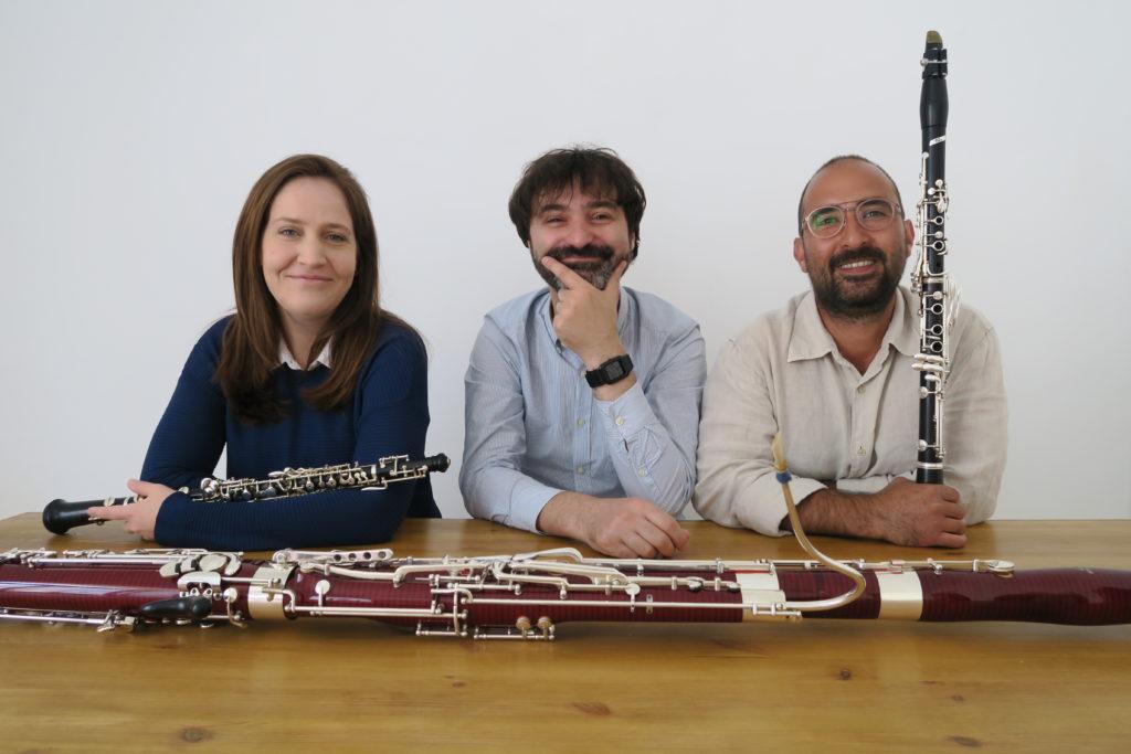 Mpo trio performs in Gozo