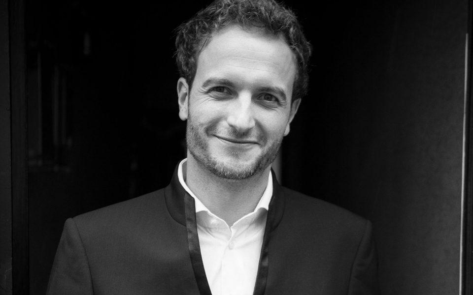 German conductor christian schumann in Malta